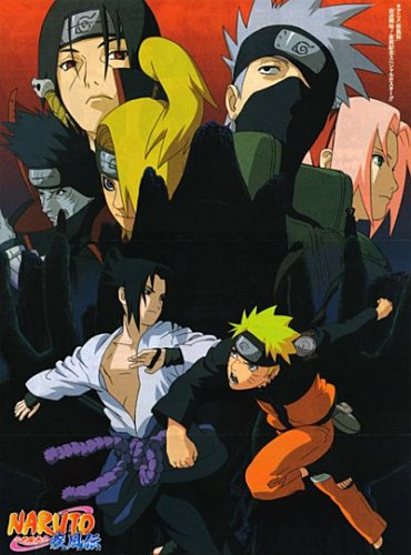 Naruto Shippuuden Episodio 1 al 397