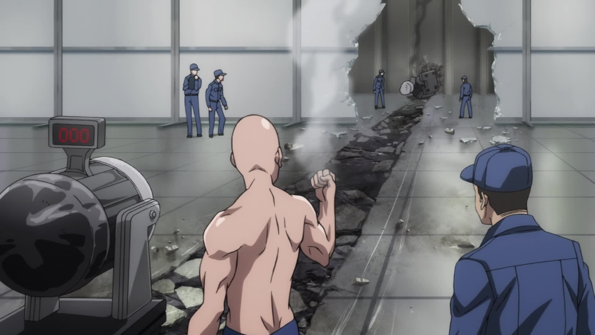 One_Punch_Man-5 - One Punch Man [Latino] [y subtitulado ] [Mega] [12/12] - Anime Ligero [Descargas]