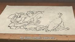 Sarusuberi_Miss_Hokusai-1