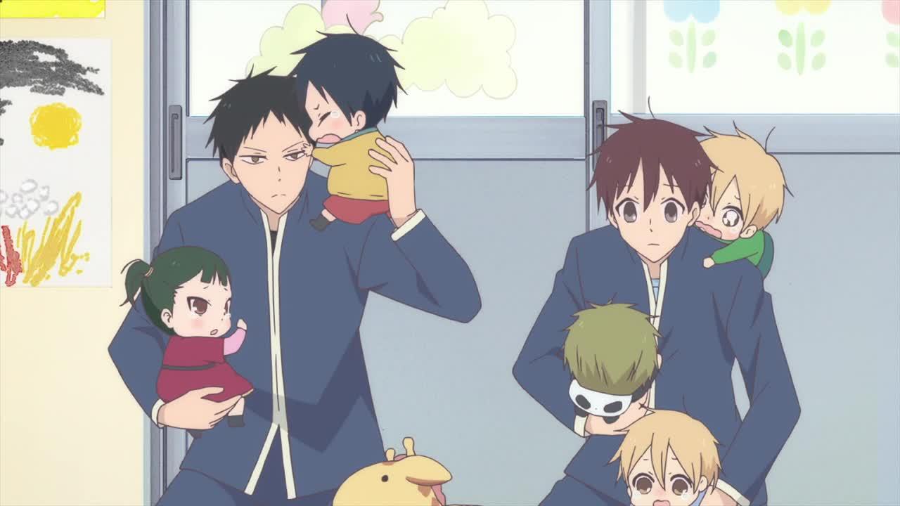Image result for gakuen babysitters