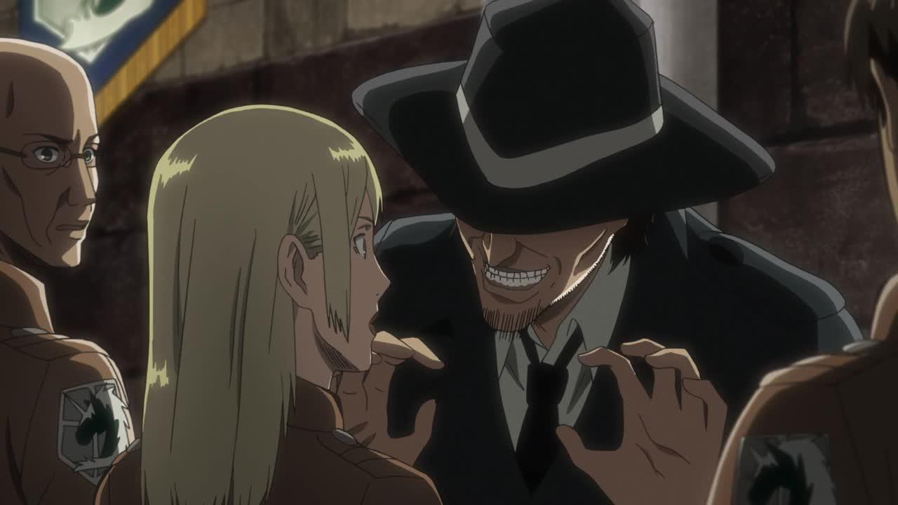 Shingeki no Kyojin 3 Episódio 10
