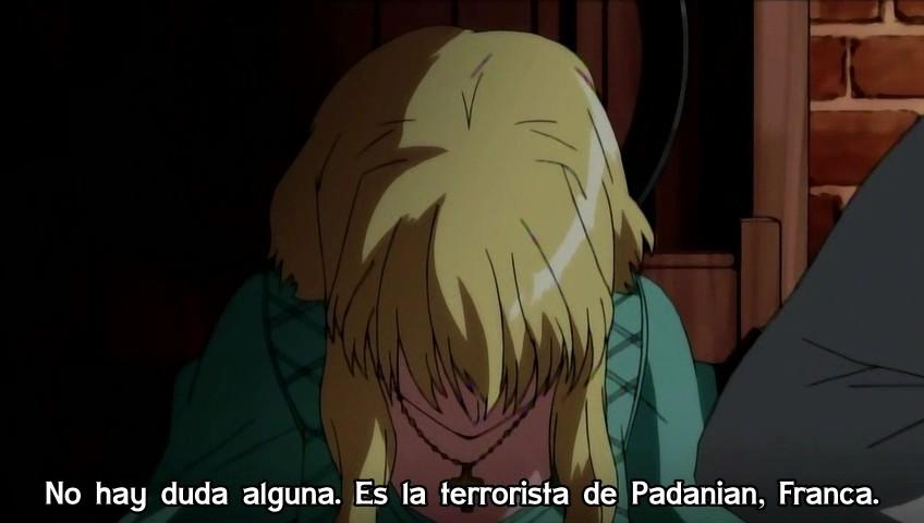 Gunslinger Girl cap 1 español 1a temp -