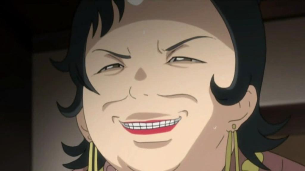 Jigoku shoujo mitsuganae episodio 10 el pez dorado en el espejo - 2 6