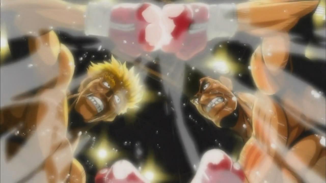 Frozen Layer Anime Hajime No Ippo New Challenger
