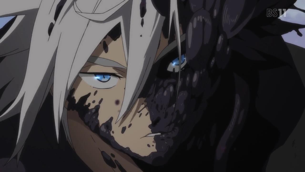 frozenlayer anime neppuu kairiku bushi road �����������