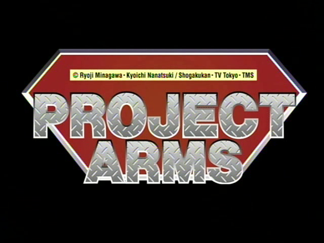 project arms Watch project arms - season 2 episode 19 - killing field on tvbuzer project arms starts a young man named ryo takatsuki, who at the beginning of the series believes.